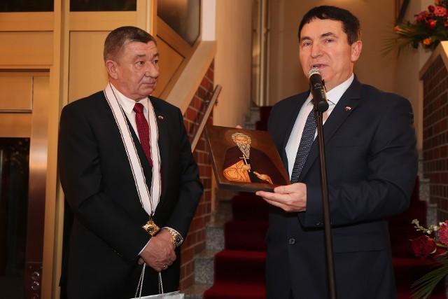Honorowy Konsul Bułgarii, Jan Chorostkowski otrzymał najważniejsze bułgarskie odznaczenie nadawane cudzoziemcom oraz ikonę Ivana Rilskiego