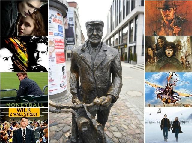 """Co stałoby się, gdyby Frodo szedł na Łazarz, wilk z Wall Street mieszkał w Suchym Lesie, a bohaterowie z """"Moneyballa"""" pracowali w Lechu Poznań? Na te i inne pytania postaraliśmy się znaleźć odpowiedź. Zobaczcie, jak potoczyłaby się akcja znanych filmów, gdyby rozgrywała się w Poznaniu.Zobacz kolejny slajd --->"""