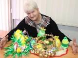Twórcy Podkarpacia: Zofia Orczyk i jej wielkanocne ozdoby