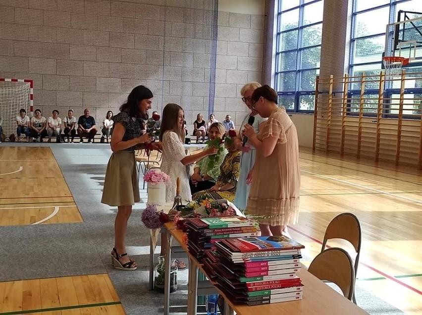 Zakończenie roku szkolnego w Białobrzegach. Zobacz zdjęcia