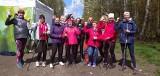 Maraton na raty w Lesie Łagiewnickim. Pierwszy etap zakończony. Brało udział 150 osób. ZDJĘCIA