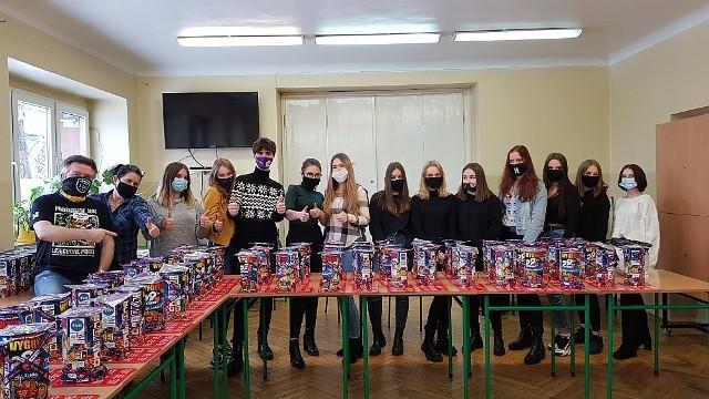 Wolontariusze, w ramach tegorocznej odsłony Wielkiej Orkiestry Świątecznej Pomocy, zebrali ponad 57 tys. zł. Ale to nie wszystko...