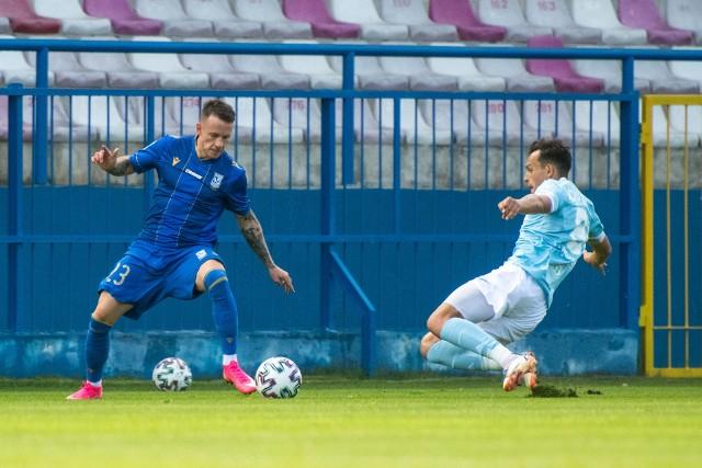 Rezerwy Lecha Poznań wzmocnili dziś zawodnicy z pierwszego zespołu. Jan Sykora nie spełnił jednak oczekiwań i nie wniósł za wiele do ofensywy Kolejorza.