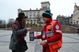 WOŚP w Bielsku-Białej: Kwestujemy, bo warto coś dać od siebie dla innych
