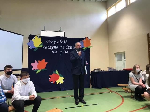 Zakończenie roku szkolnego w Szkole Podstawowej nr 4 w Zakopanem