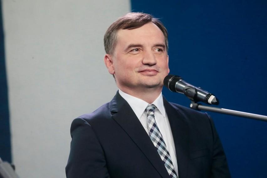Zbigniew Ziobro o działaniach Facebooka i blokadzie konta...