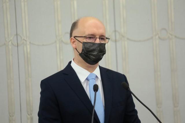 Senat odrzucił kandydaturę posła PiS Piotra Wawrzyka na RPO