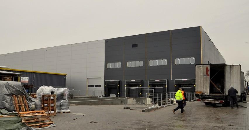 W Przemyślu trwa budowa nowej hali przemyskiej firmy...