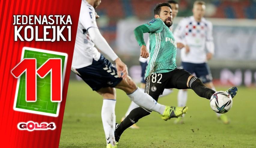 PKO Ekstraklasa. Legia Warszawa umocniła się na pozycji...