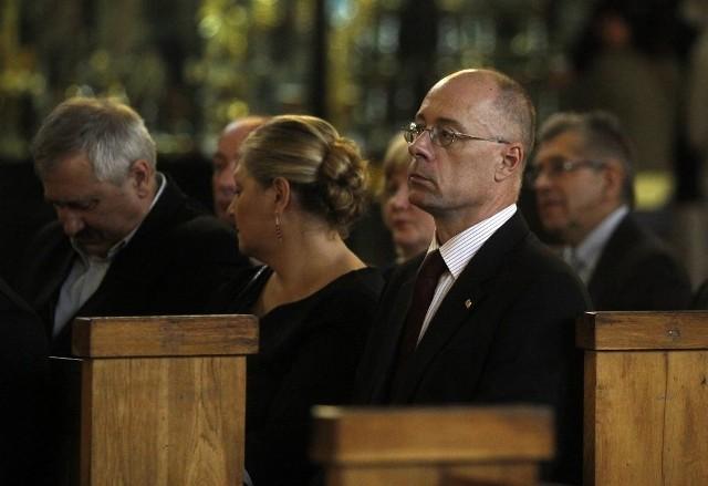 Msza w bazylice św. Brygidy w 3. rocznicę śmierci ks. Jankowskiego