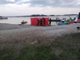 Tragedia na plaży w Skorzęcinie - nie żyje mężczyzna. Znamy szczegóły ZDJĘCIA