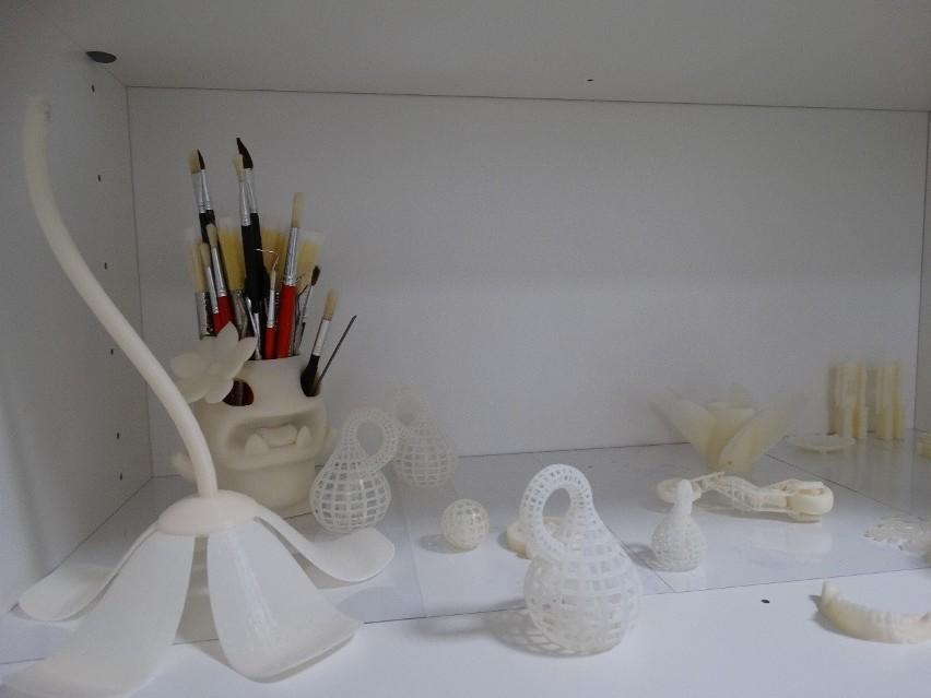 ChM pokazała tajniki druku 3D białostockim nauczycielom