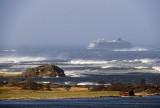 Norwegia: Dramatyczna akcja ratunkowa. Trwa ewakuacja 1300 pasażerów statku wycieczkowego Viking Sky [ZDJĘCIA]