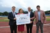 Ministerstwo Sportu dofinansuje modernizację stadionu lekkoatletycznego w Kielcach. Jaki ma cel? [WIDEO]