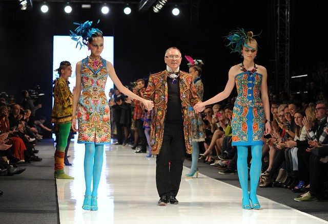 Fashion Week Poland 2013 - dzień pierwszy