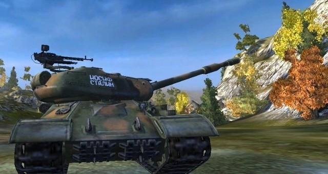Rosyjskojęzyczne napisy związane ze Stalinem gracze mogą umieszczać na kilkudziesięciu typach sowieckich pojazdów dostępnych w World of Tanks.