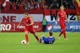 Widzew-Olimpia Zambrów 1:0. Szczęśliwa szósta wygrana z rzędu