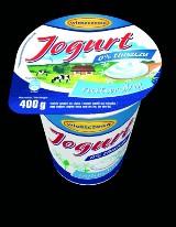 Jogurt naturalny z Włoszczowy