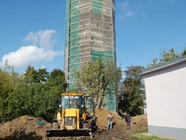 Rozbudowa stacji uzdatniania wody w Kruszwicy
