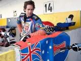 Davey Watt, lider GTŻ, marzy o Grand Prix i mistrzostwie Australii