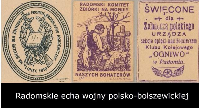 Nowa wystawa w Archiwum Państwowym w Radomiu opowiada o wojnie polsko-bolszewickiej.