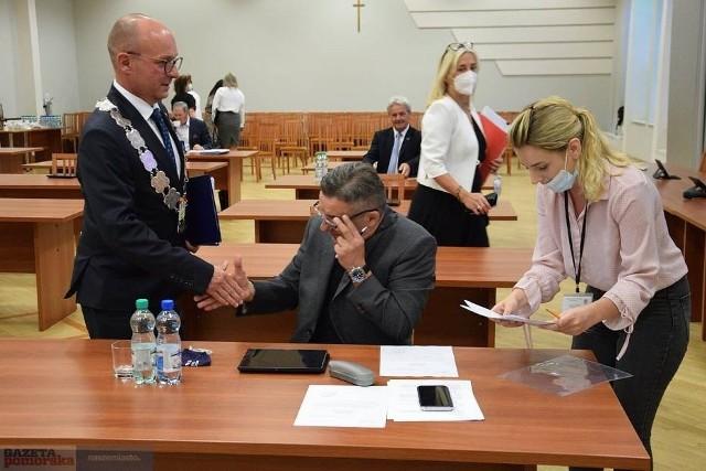 We wtorek 22 czerwca radni głosowali na absolutorium i wotum zaufania dla prezydenta Włocławka