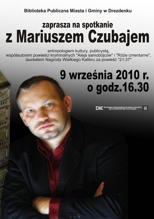 """Mariusz Czubaj na co dzień pracuje w Szkole Wyższej Psychologii Społecznej w Warszawie, jest także publicystą tygodnika """"Polityka""""."""
