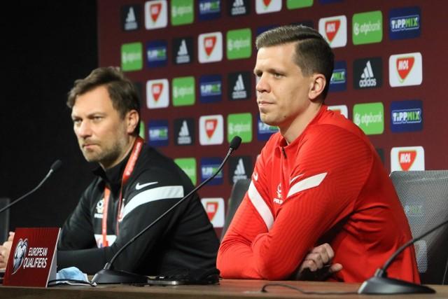 Jakub Kwiatkowski i Wojciech Szczęsny