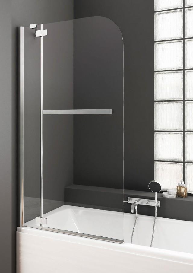 Kabina prysznicowa zamontowana z użyciem systemu FixproKabina prysznicowa zamontowana z użyciem systemu Fixpro