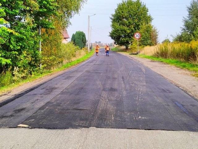 Ulica Pochwacie nie jest jedyną w Jastrzębiu, która przeszła w tym roku remont.
