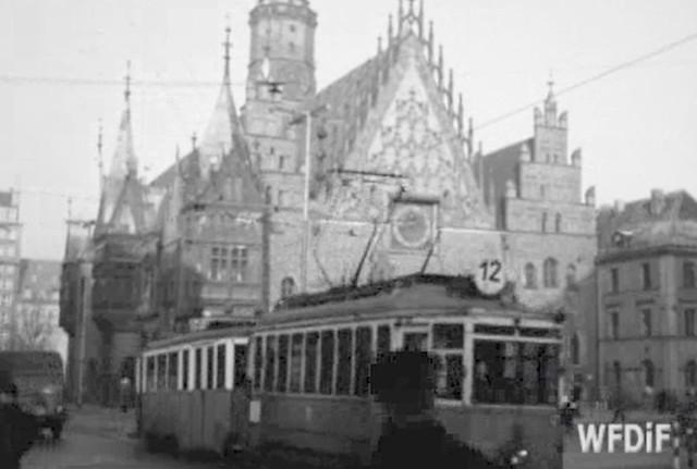 Wrocław w latach 60 XX wieku - Polska Kronika Filmowa