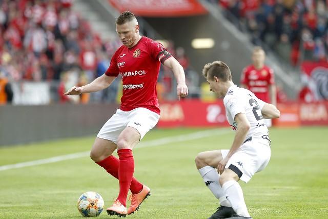 Marcin Robak nie wyobraża sobie, żeby Widzew nie zagrał w pierwszej lidze