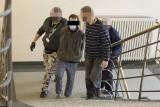 Areszt za rozbój w Dębnicy Kaszubskiej. Ofiarą jest niepełnosprawny mężczyzna na wózku inwalidzkim