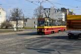 Rozpoczyna się remont skrzyżowania Kilińskiego/Przybyszewskiego. Nie przejedziemy! Tramwaje pojadą inaczej!