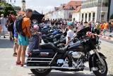 Harley Day w Białymstoku. Centrum miasta wypełnił ryk silników (zdjęcia)