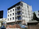 W Radomiu przy Wyszyńskiego stoi już apartamentowiec, niektórzy tu wykupili już mieszkania