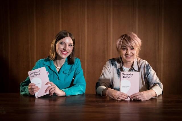 """Olga Drenda i Małgosia Halber festiwalowej publiczności powiedzą o swojej wspólnej """"Książce o miłości"""""""