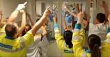 W szpitalu lekarze śpiewają hymn Liverpoolu, Klopp się popłakał [WIDEO]