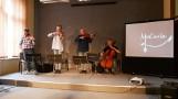 Grupa MoCarta w Nysie. Kwartet poprowadził zajęcia dla studentów PWSZ