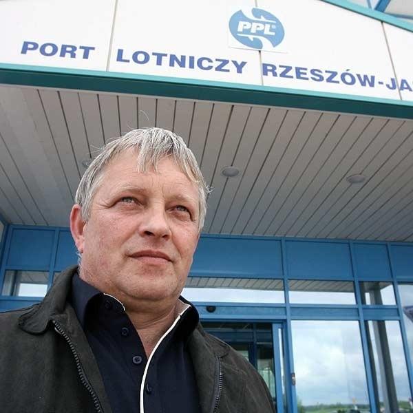 Józef Ciasnocha: - Żadna oficjalna informacja z PPL do nas nie dotarła. Dopóki to się nie stanie, o zawieszeniu protestu nie ma mowy.