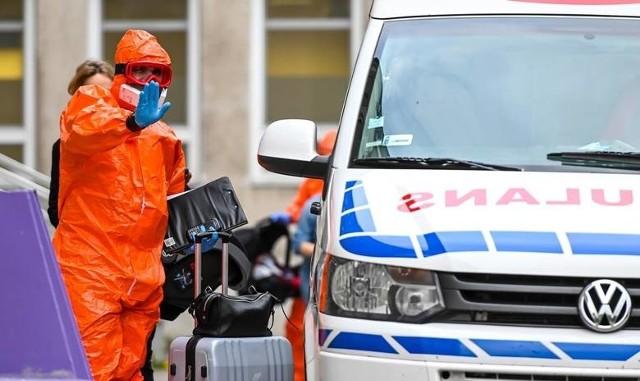 Prezes szpitala powiatowego w Drezdenku przyznaje, że sytuacja zmienia się z godziny na godzinę.