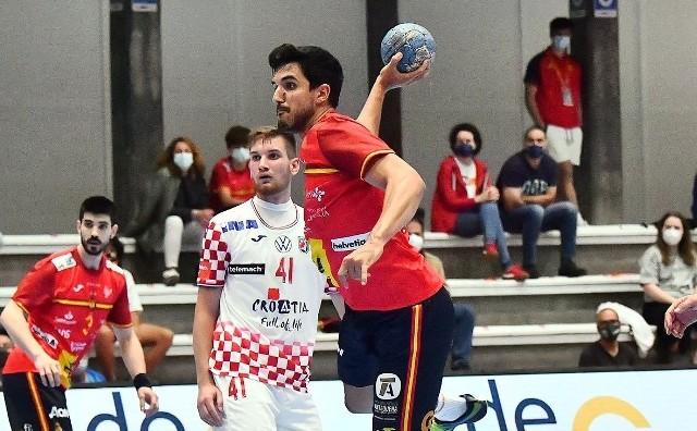 Miguel Sanchez-Migallon będzie czwartym graczem Łomża Vive Kielce na igrzyskach w Tokio.