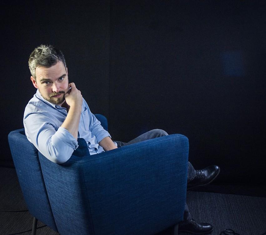 """Zygmunt Miłoszewski jesienią 2017 roku wydał powieść """"Jak..."""