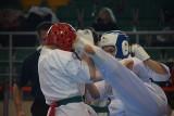 Iskrzy w hali Żeromskiego w Sieradzu. Zacięte walki turnieju karate ZDJĘCIA