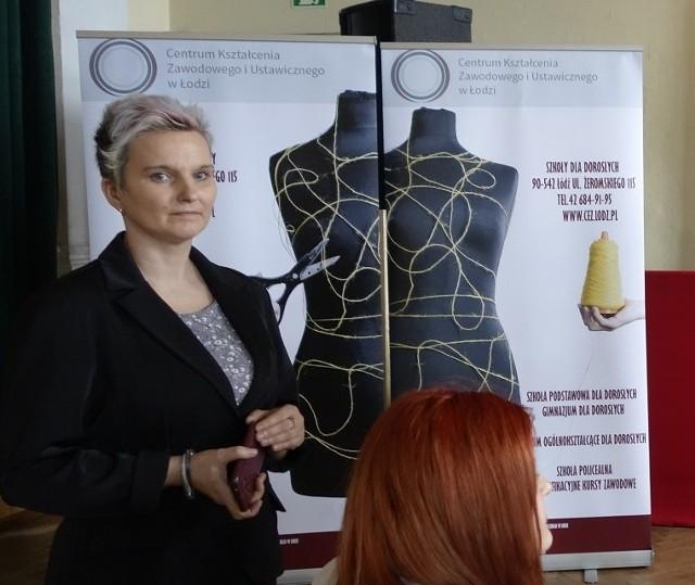 Pierwsze Innowacyjne Targi Pracy odbyły się piątek (13 kwietnia) w Centrum Kształcenia Zawodowego i Ustawicznego w Łodzi (CKZiU) przy u. Żeromskiego 115.