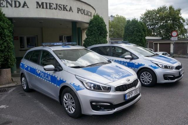 Policjanci z Jastrzębia-Zdroju dostali nowe radiowozy