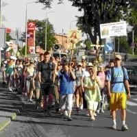 Z Ełku na Jasną Górę idzie ok. 400 osób