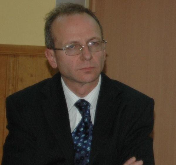 Piotr Antkowiak: - Teraz przechodzimy do punktu G.