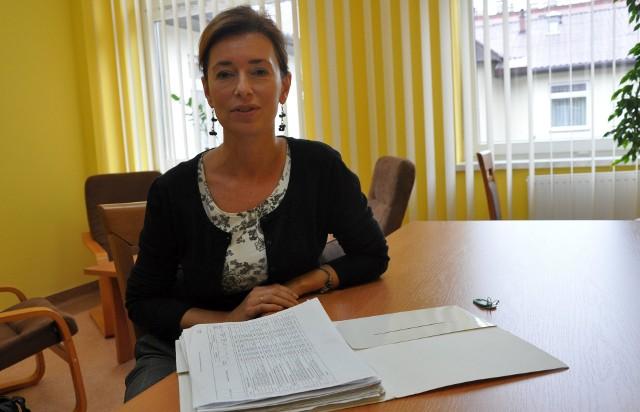 - Punkt pomocy psychologicznej działa codziennie - mówi Iwona Rudnicka-Hrynyszyn, dyrektor Powiatowego Centrum Pomocy Rodzinie w Kluczborku.