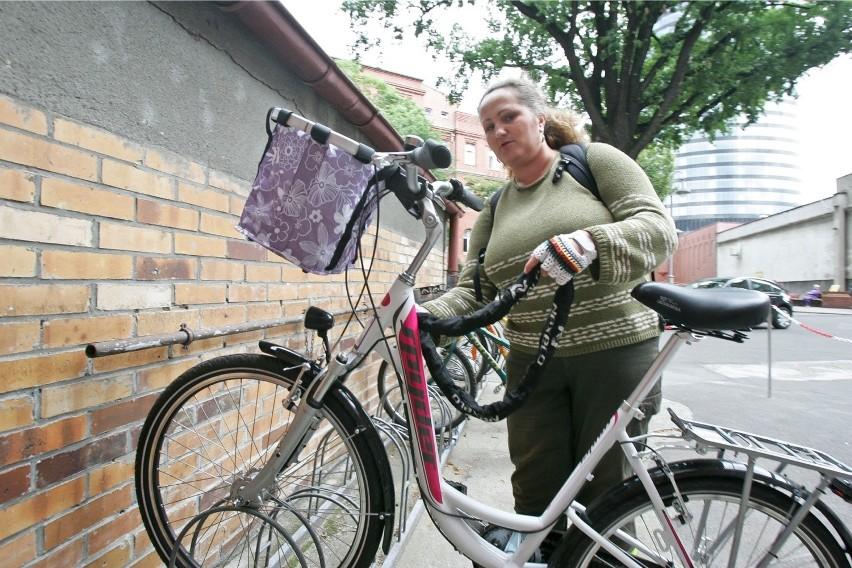 Złodziej rowerów złapany, ale poszkodowani zostali z niczym. Bez rowerów i pieniędzy